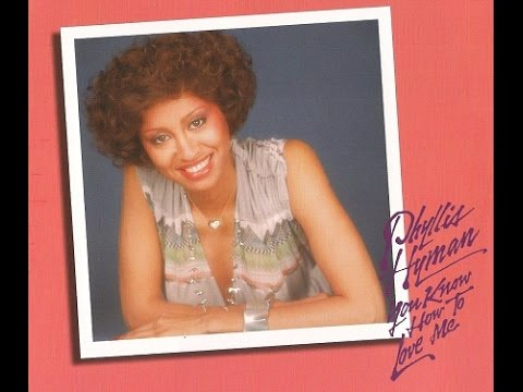 Phyllis Hyman Under Your Spell Al You Know How To Love Me