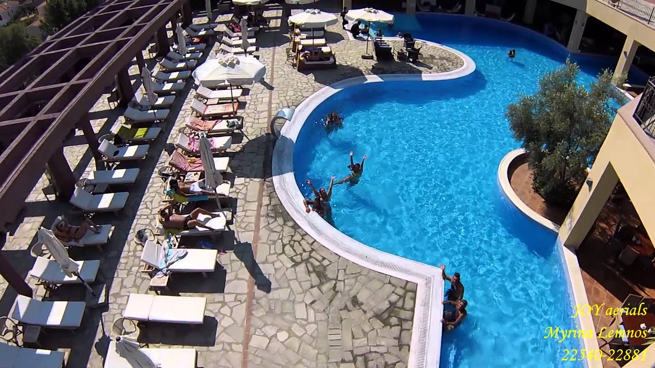 Greek Islands Lemnos Limnos Varos Village Hotel