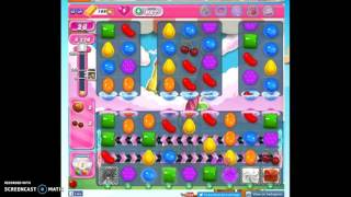 Candy Crush Level 987 help w/audio tips, hints, tricks