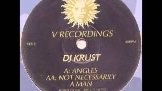 Dj Krust - Angles