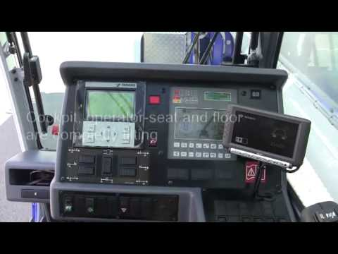 Tadano Cockpit Style Crane Cab