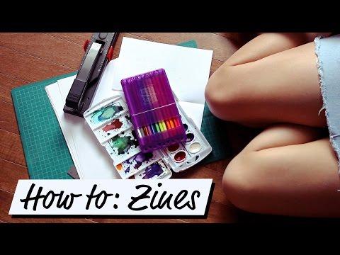 How To: Zines
