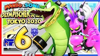 MARIO & SONIC BEI DEN OLYMPISCHEN SPIELEN: TOKYO 2020 # 06 🥇 Tischtennis vs. Zazz & Judo vs. Bowser!