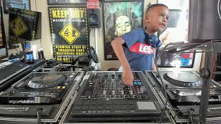 Cover images DJ Arch Jnr On Some Ibiza Vibes Live House Mix