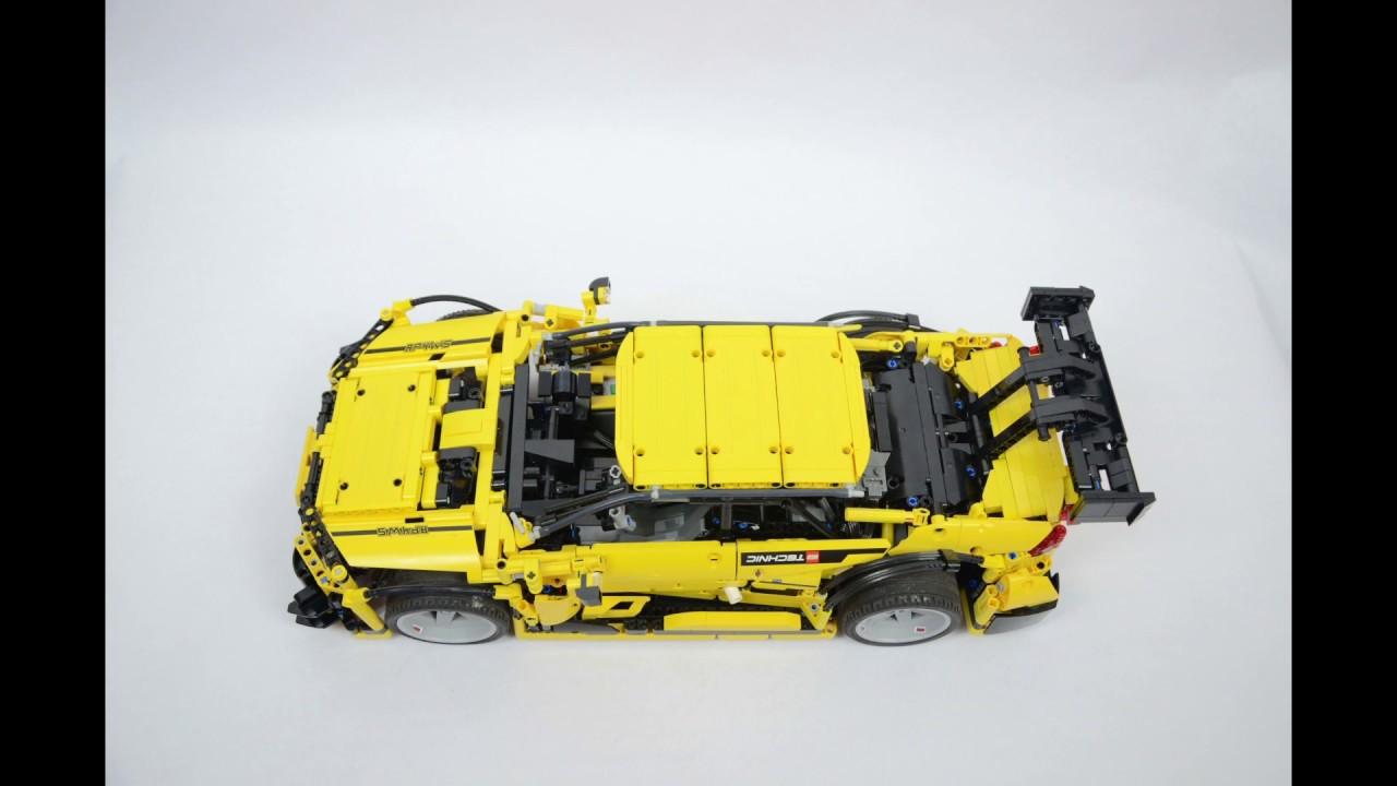 Lego Bmw M4 Dtm Youtube
