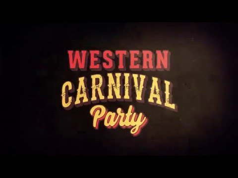 Velvet club & factory | WESTERN CARNIVAL PARTY 06/02/16