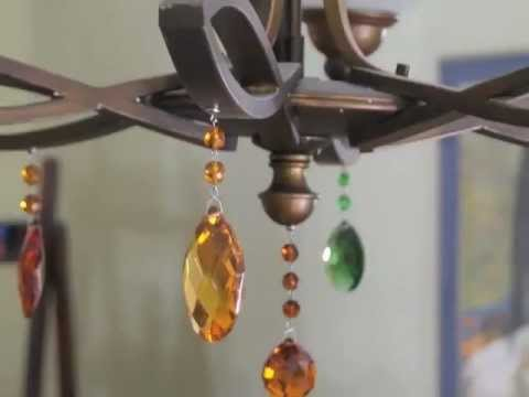 Chandelier Crystals Magnetic Crystals Lamp Crystals Glass - Chandelier crystals with magnets