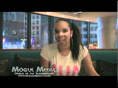 CHERIE JOHNSON INTERVIEW PART 1 for MOGUL MEDIA TV