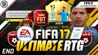 FIFA 17 ULTIMATE ROAD TO GLORY! #END - BYE FIFA 17, HELLO FIFA 18!!!