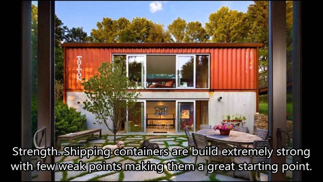 How To Build a Container Home - How Much Does It Cost To Build a Container  Home