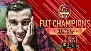 FIFA 18 l MAMY PACZKĘ Z IKONĄ! ZNOWU WBIŁEM TOP100! RELACJA FUT CHAMPIONS!