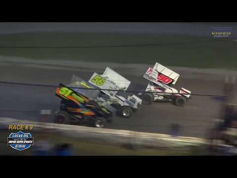ESS Race #9 - Utica-Rome Speedway (6/17/18)