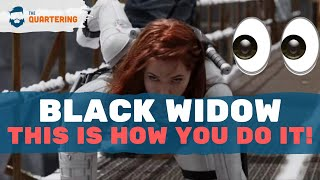 Black Widow Trailer PROVES Lazy Feminists Wrong