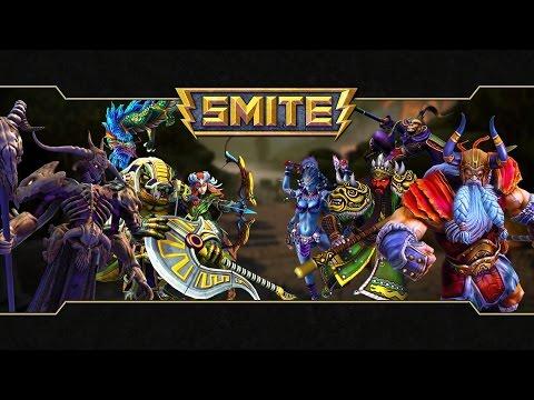 видео: smite (Обзор) Победа!