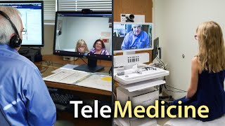 Dr. andre muelenaer is able to provide the same level of care for patients outside roanoke through telemedicine technology. watch this video see how th...