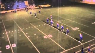 James Fletcher Dilmore Punting/Kicking 2012 SeasonHighlight Film