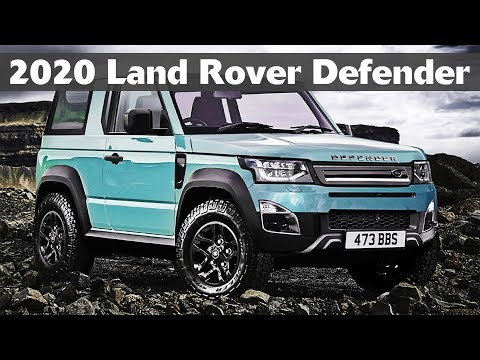2020 Land Rover Defender - Everything we know about the all-new Defender!
