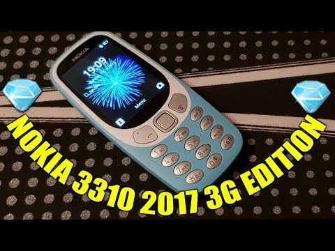 New Nokia 3310 2017 3G Edition UK