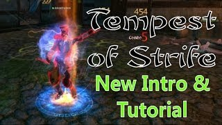 Age of Wushu: Tempest of Strife: New Intro & Tutorial