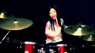 ABCDEFGHIJKLMNOPQRSTUVWXYZ - I Love You - Drum Cover by Nur Amira Syahira