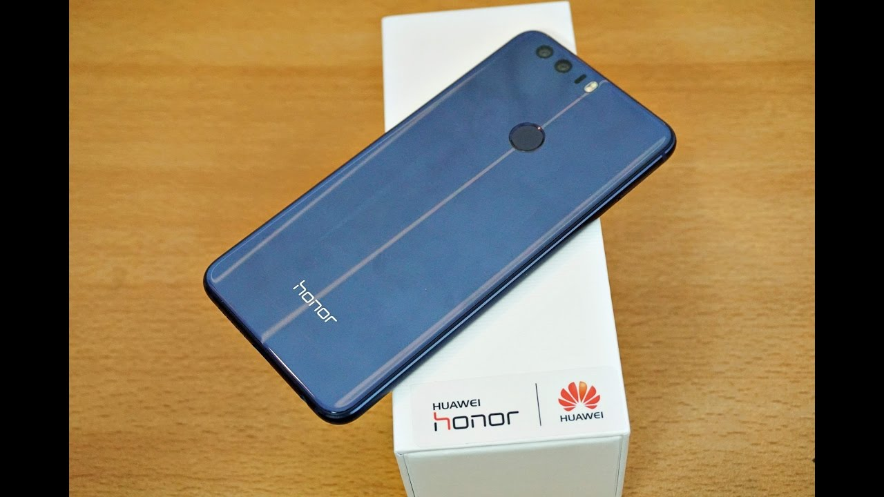 Huawei Honor 8 Price in Pakistan, Specifications, Features, Reviews