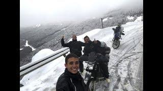 Viagem de moto Ushuaia no inverno Parte 1/4