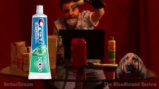 crest and colgate toothpaste exposed as dangerous on the bloodhound review