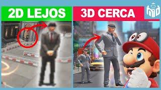 5 Trucos Visuales MODERNOS en Juegos de Nintendo que nos Engañaron a Todos | N Deluxe