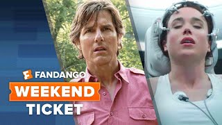 Now In Theaters: American Made, Flatliners, Victoria & Abdul - Weekend Ticket