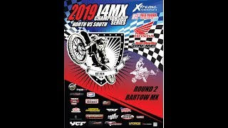 Kenny Yoho's 2019 Florida I4MX Series RD2 North and South from Bartow MX