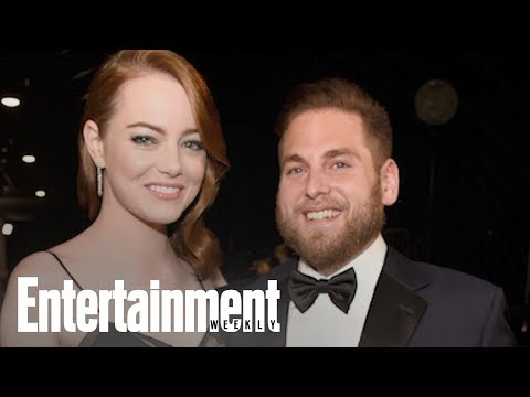Emma Stone, Jonah Hill To Star In 1stLook From Netflix's Maniac   Flash  Entertainment Weekly