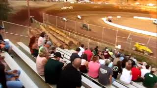 8 18 18 Sprintcars Wingless @ Placerville Speedway