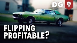 The Truth About Flipping Classic Cars For Profit