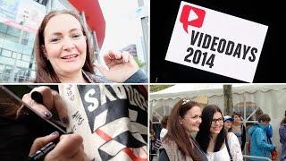 Videodays 2014 - was war da los, wer war da und was ist da passiert (Produktplatzierung)