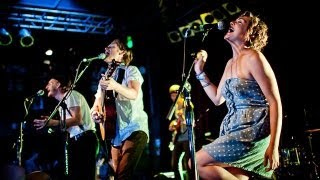 "The Lumineers - ""Flowers In Your Hair"" Tour Video"
