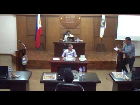 Lipa City Sangguniang Panlungsod 27th Regular Session August 1, 2017