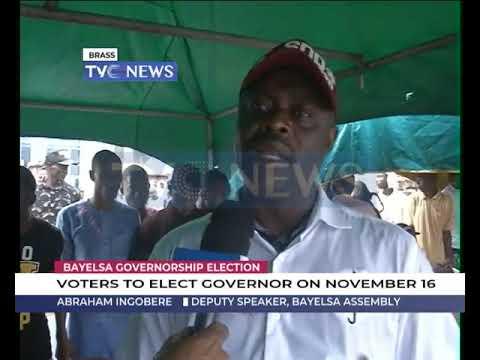 Image result for Bayelsa 2019: Akassa, Okpoama, Brass drum support for PDP