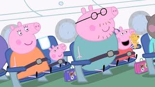 Peppa Pig Português Brasil ✈️ VOANDO DE FÉRIAS! ✈️Peppa Pig Peppa Pig