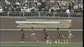 1980 Olympics 10000m