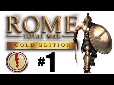 Rome Total War - Greek Campaign Part 1: The Plan
