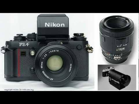 Nikon History - Teil 3 - Nikon F4, F4s, F4e - Directors Cut - FULL HD