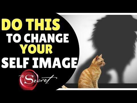 The Most Powerful Technique on How to Change Your SELF-IMAGE (Meditation & Visualization)