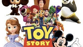 Toy story Alien Sheriff Woody Buzz Чебурашка Turtles  Toy Story
