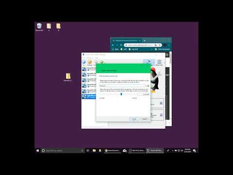 Installing Reactos 0.4.11 In VirtualBox (With Internet)