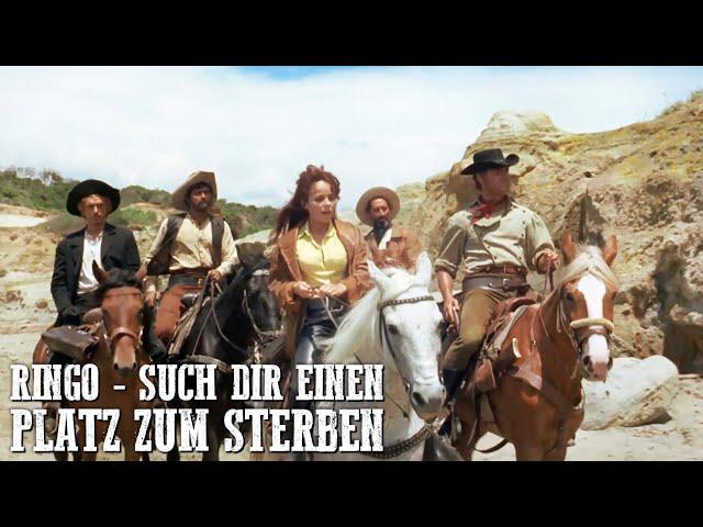 Ringo - Such Dir einen Platz zum Sterben | WILDER WESTEN | Cowboy | Western Klassiker | Deutsch