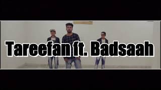 Tareefan | Veere di wedding | Badshah | Dance choreography | Radiant Academy