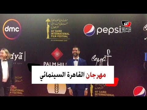 أحمد مجدي وخالد الصاوي يشاركان في مهرجان القاهرة السينمائي  - نشر قبل 2 ساعة