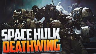 Space Hulk Deathwing #1 - Мертвая тишина