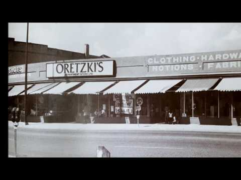 Slideshow of vintage SELKIRK AVE. in Winnipeg, MB. photos