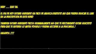 Pack de música 2016 Gratis ! Packs Semanales ! MÚSICA PARA DJ GRATIS.